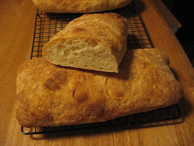 Ciabatta (second attempt)