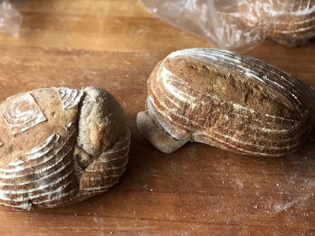 Sourdough blowout | The Fresh Loaf
