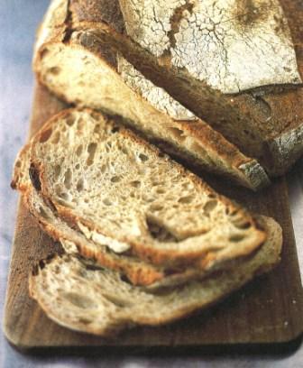 calories pain de campagne