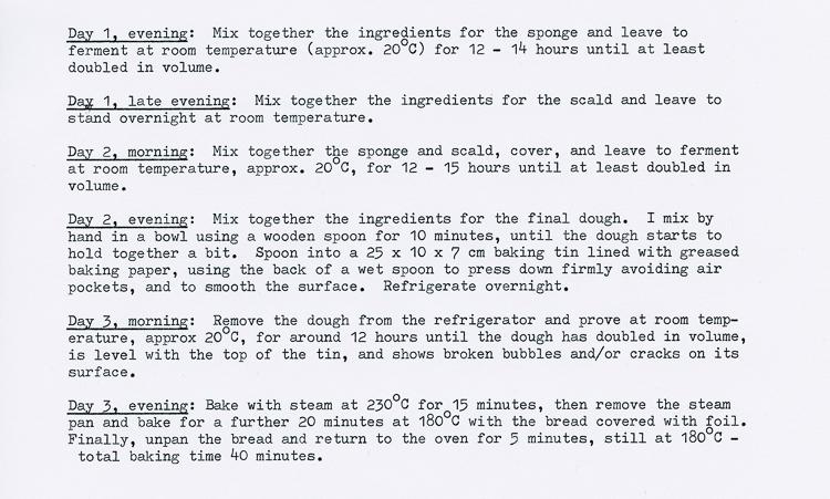 Recipe page 2