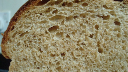 Slices Toast Very Quickly As Would White Sandwich Loaves