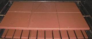 Generous 12X12 Cork Floor Tiles Small 16 Ceramic Tile Shaped 16X32 Ceiling Tiles 18X18 Ceramic Floor Tile Old 2 X4 Ceiling Tiles Brown24X24 Ceiling Tiles Tiles For Baking Stones? | The Fresh Loaf