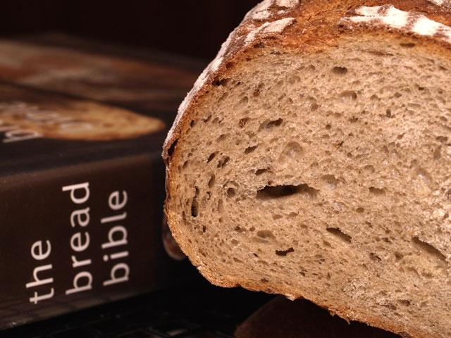 RLB - Real Jewish Rye Crumb