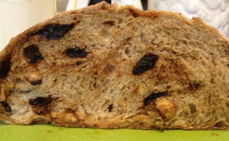 hazelnut crumb