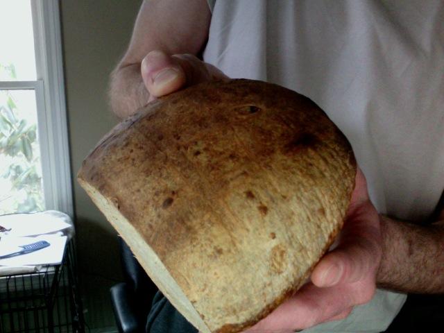 Football loaf #1