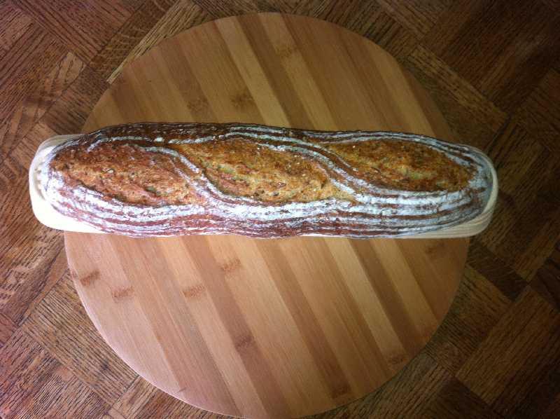 Brotform Multi Grain Baguette