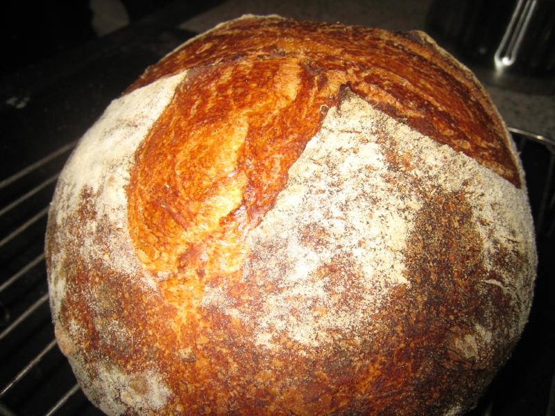 hot oven loaf