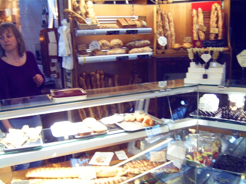 A small bakery on every street