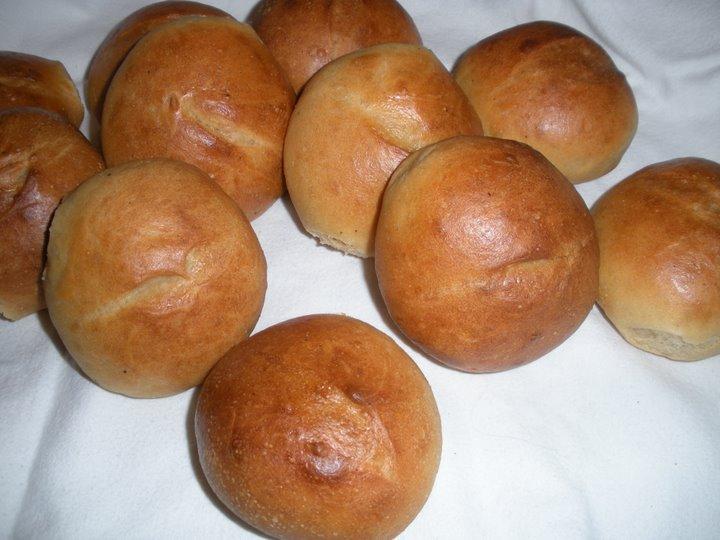 Austrian Bread Rolls