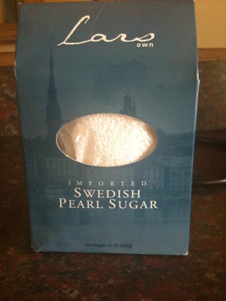 Lars Own Swedish Pearl Sugar