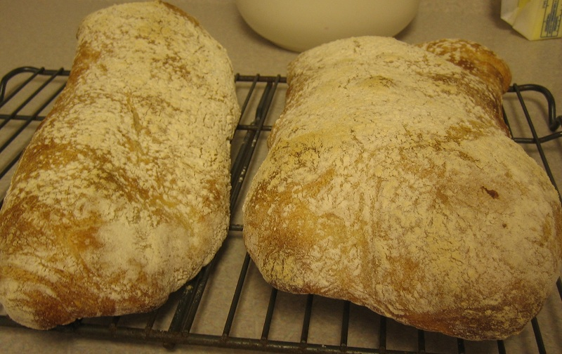 Second Ciabatta