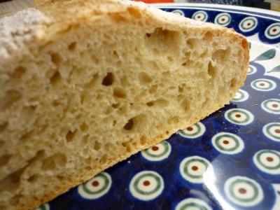 RB white sourdough 70% after bake
