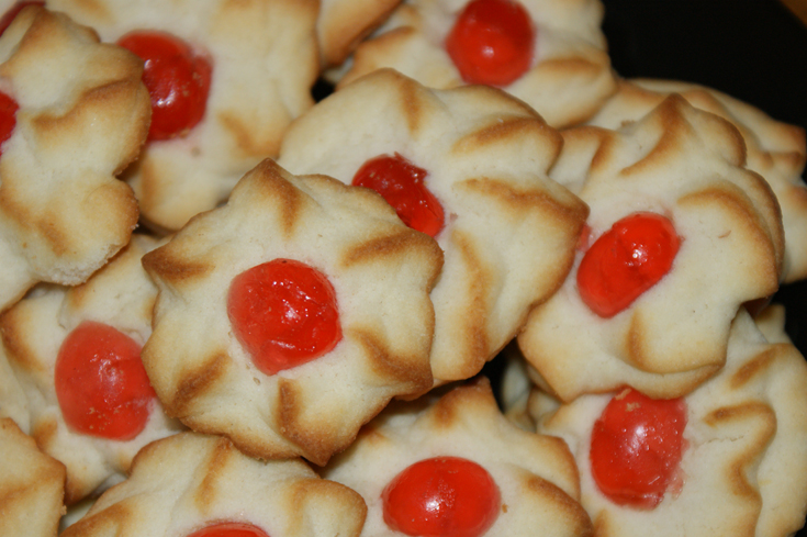 French cookies