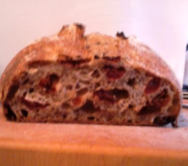 Cherry Lapsang Sourdough tea Sourdough