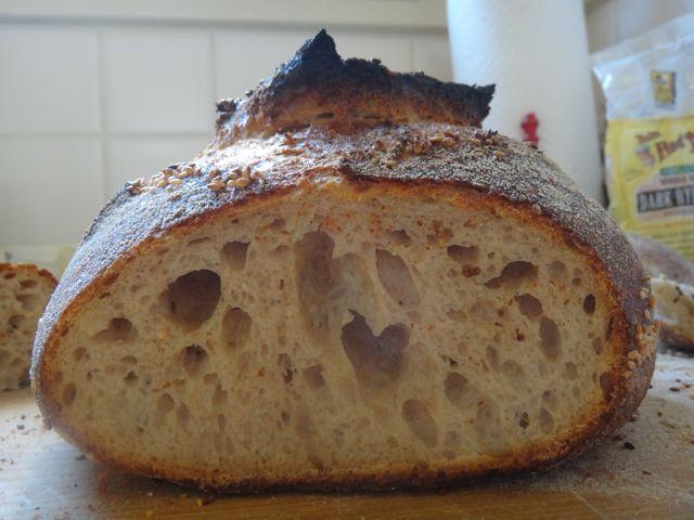 loaf 2 crumb