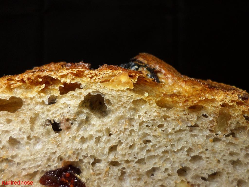 detail crumb crust