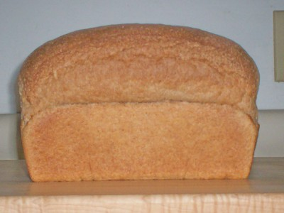 100% Whole Wheat Bread