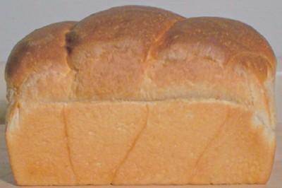 Buttermilk Twist White Bread