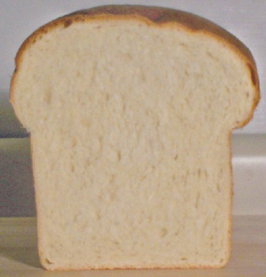 White Bread Slice