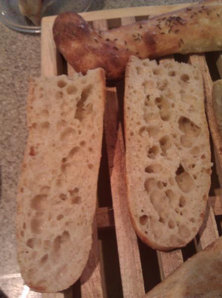 recent bread