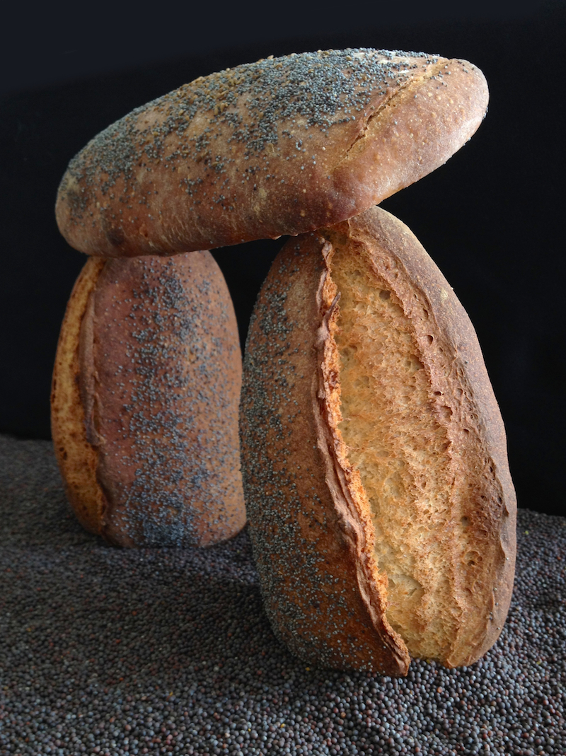 Breadhenge - The Buckwheat Dolmen 2