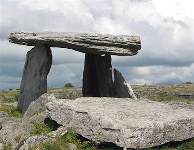 Breadhenge - The Buckwheat Dolmen 4