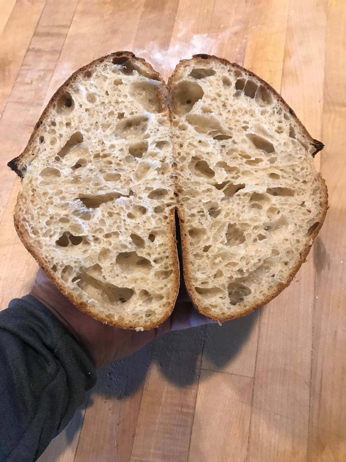 2nd loaf