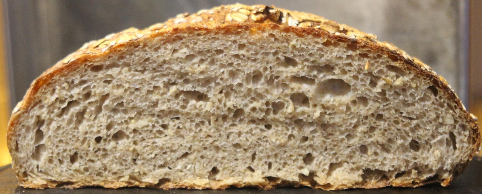 poolish crumb