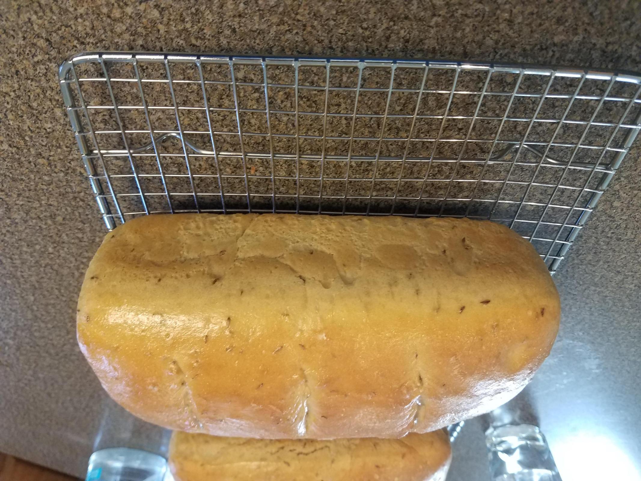 St Pats Rye Bake