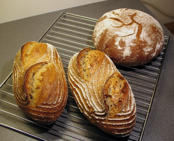 "Breads from ""Bread"""