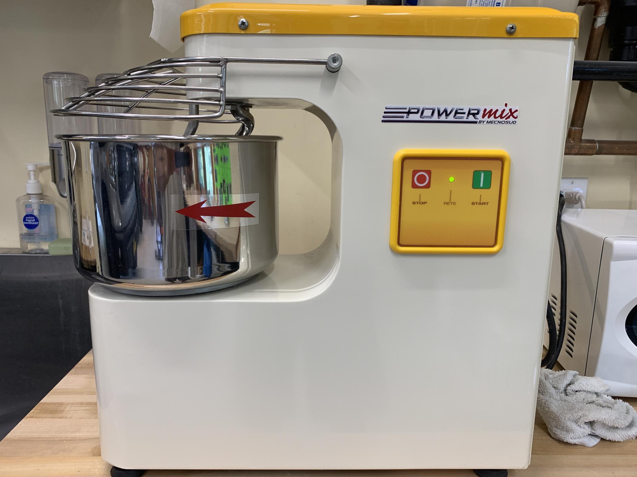 Mecnosud Spiral Mixer 5kg For Sale The Fresh Loaf