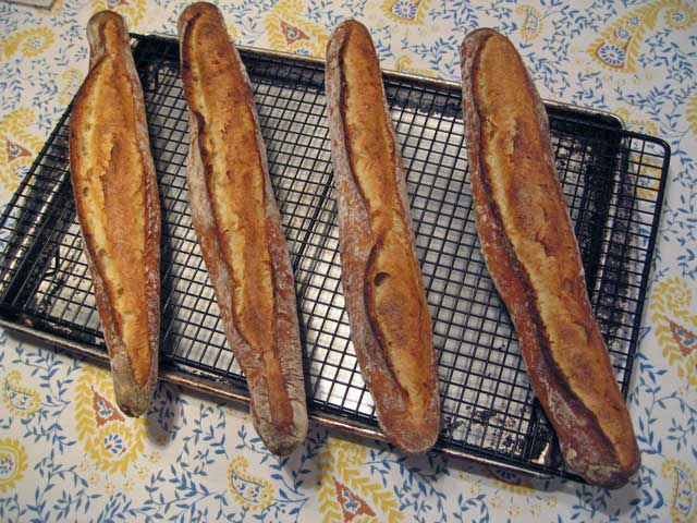 Ficelles Made With Anis Bouabsa S Baguette Formula The