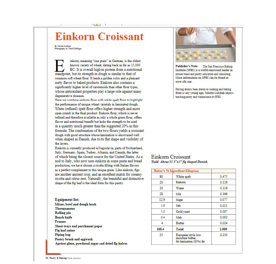 Converting this einkorn croissant recipe to ozs yeast to converting this einkorn croissant recipe to ozs yeast to sourdough nvjuhfo Image collections