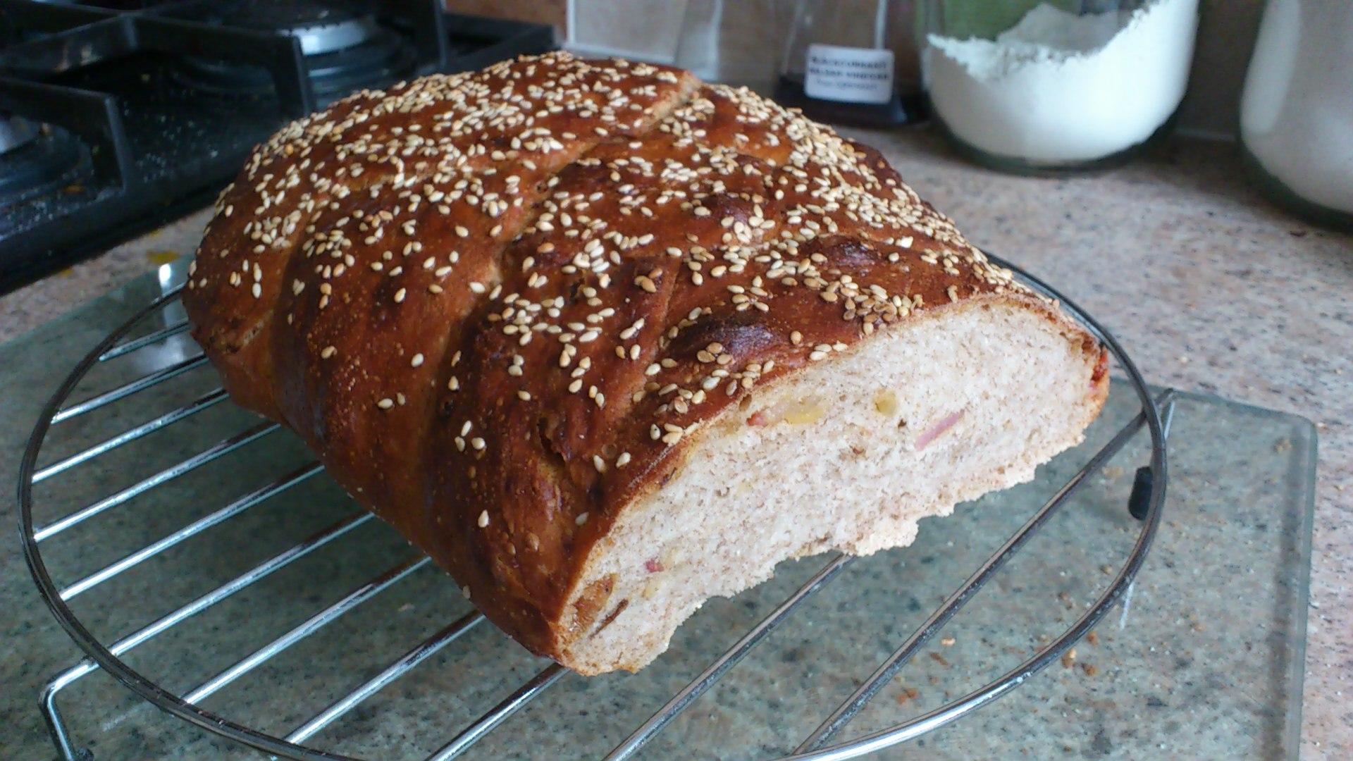 Braided Bread   The Fresh Loaf