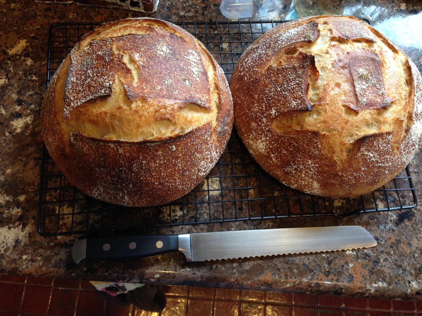 Tartine Overnight Bulk Fermentation The Fresh Loaf