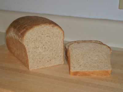 70% Whole Wheat Bread with 100% Poolish