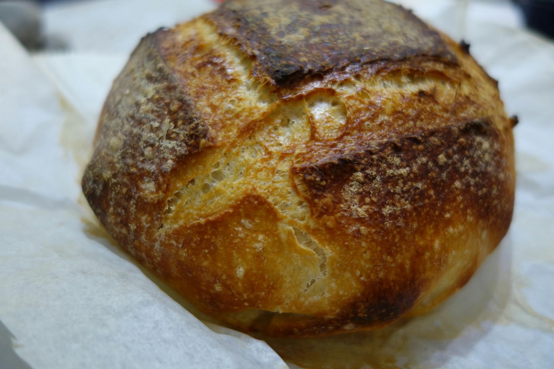Basic Sourdough Bread using 1, 2, 3 formula | The Fresh Loaf