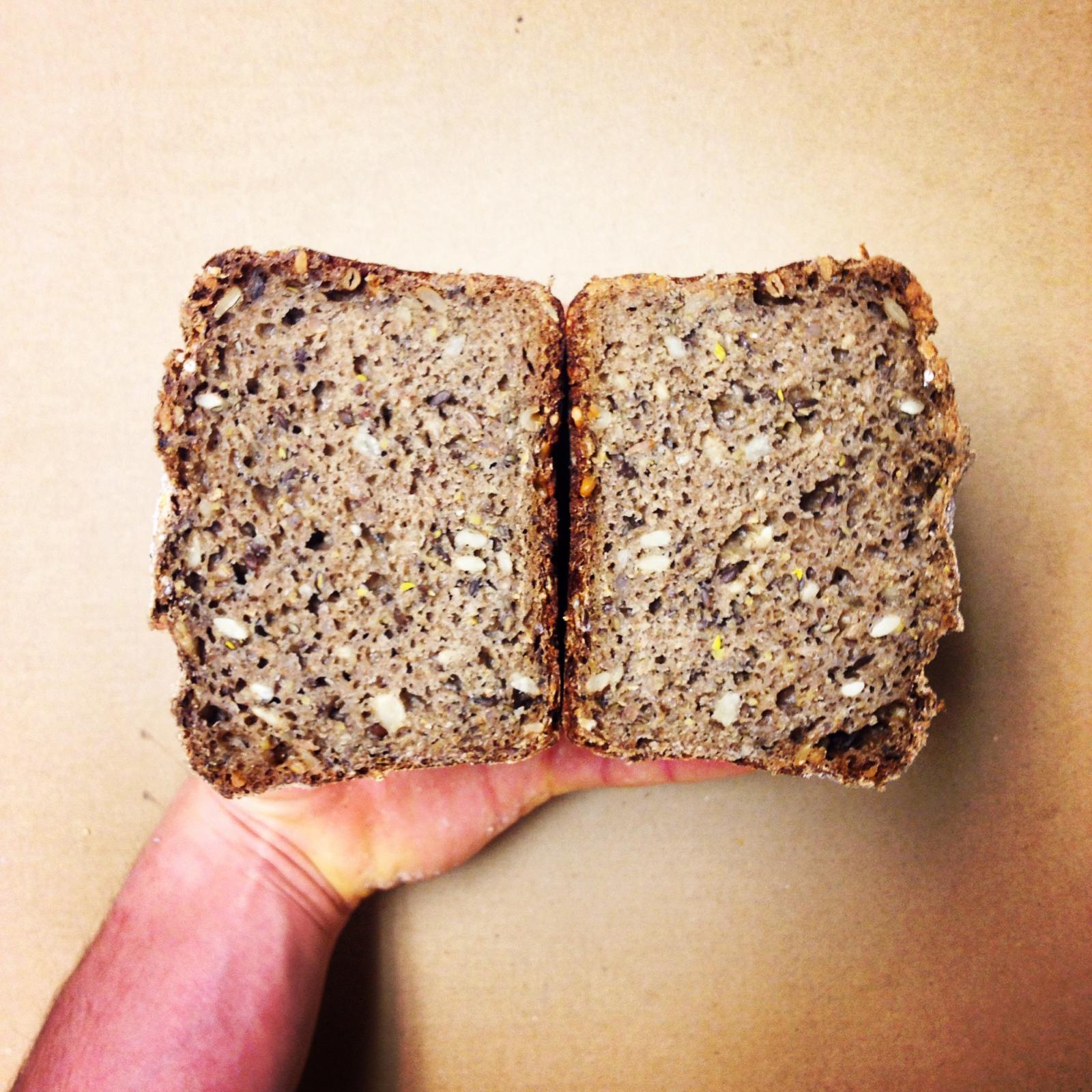 Deep Rye The Fresh Loaf