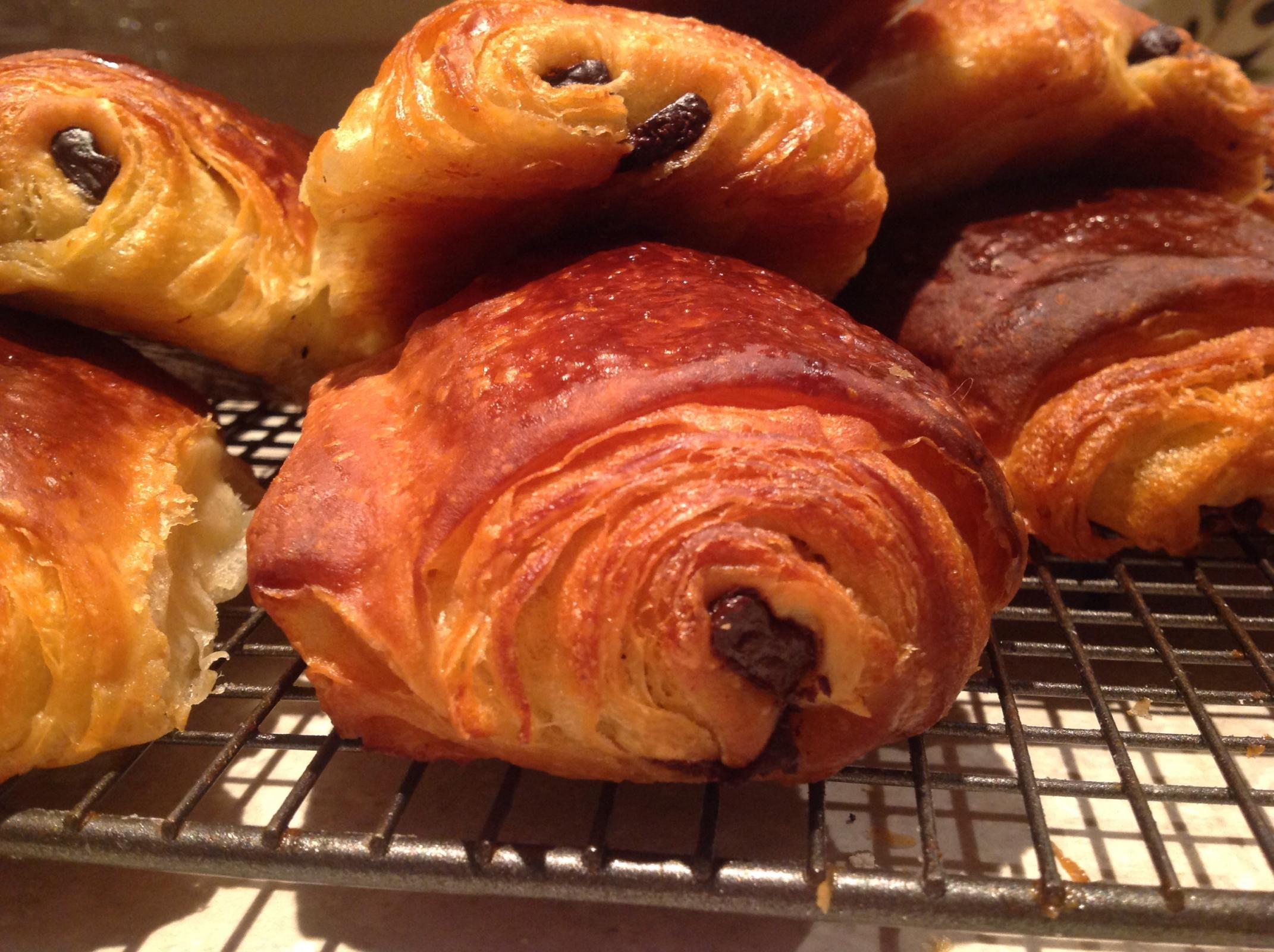 Croissants and pains au chocolat: is there anything more thrilling to ...