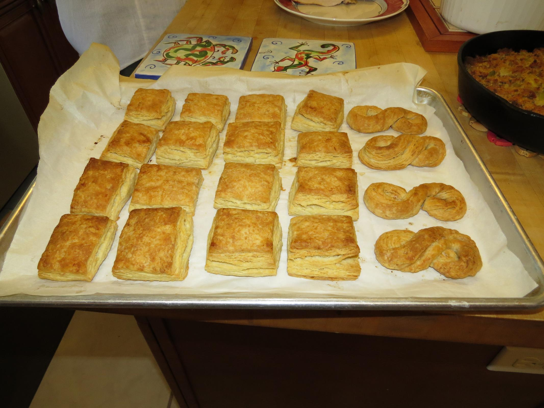 Ultimate Flaky Buttermilk Biscuit | The Fresh Loaf
