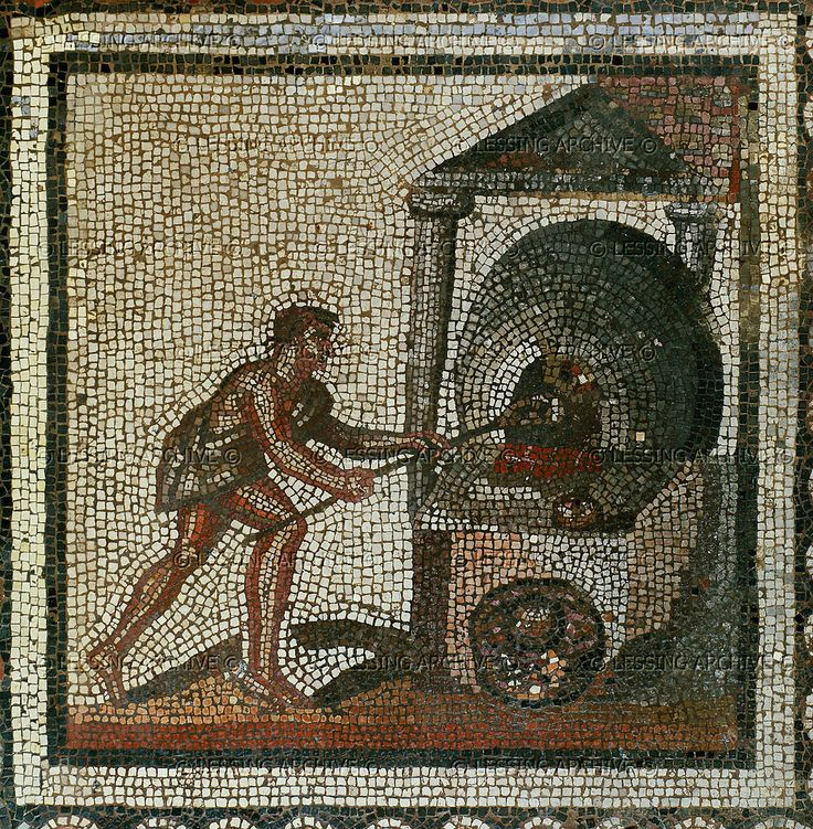 Ancient bread baking in italy cyprus and more the fresh for Ancient roman cuisine history