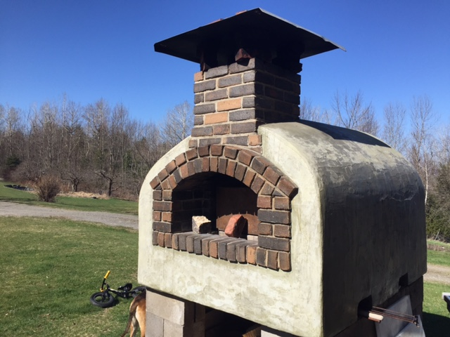 alan scott style bread pizza oven for sale