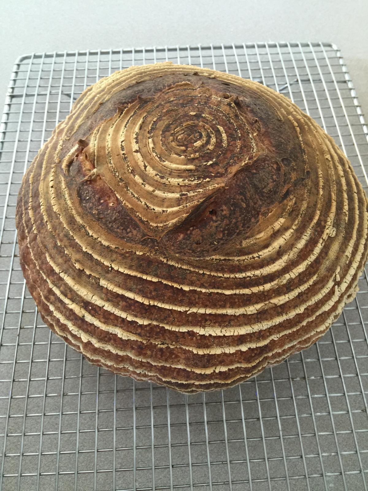 dfa1a6d2d2b Back at it - trying to take my bread to the next level