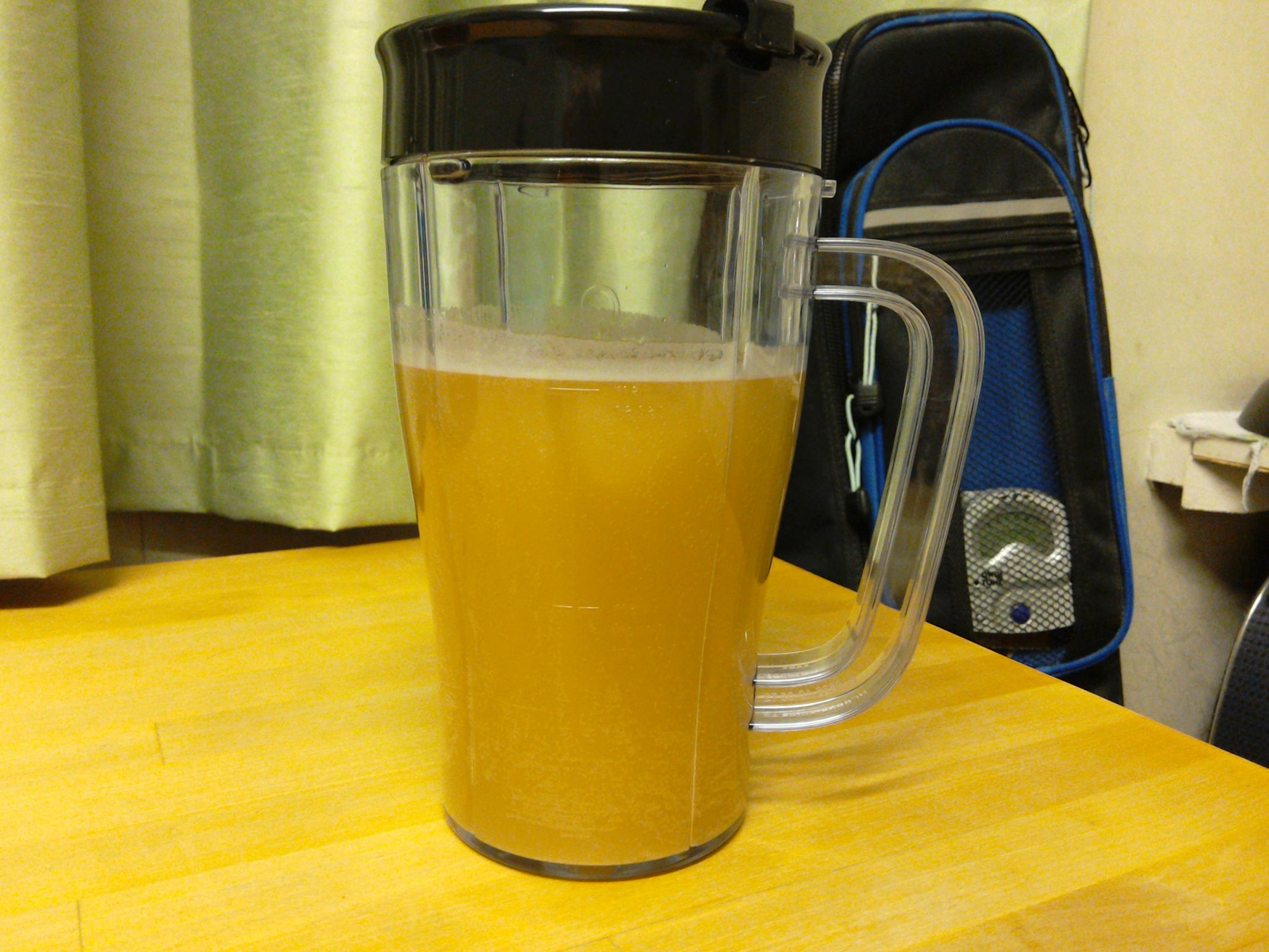 The recipe for cooking kvass without yeast with bread