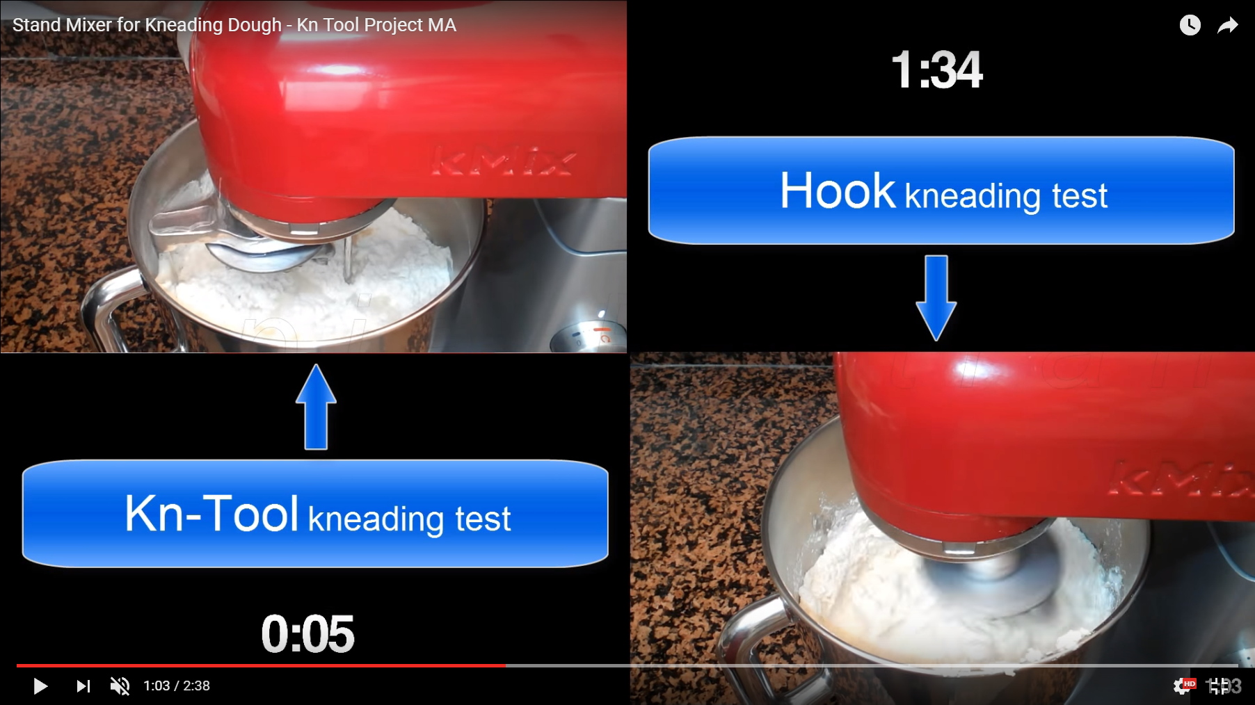 Brioche Recipe | Kneading with a Stand Mixer + Kn-Tool | The Fresh Loaf