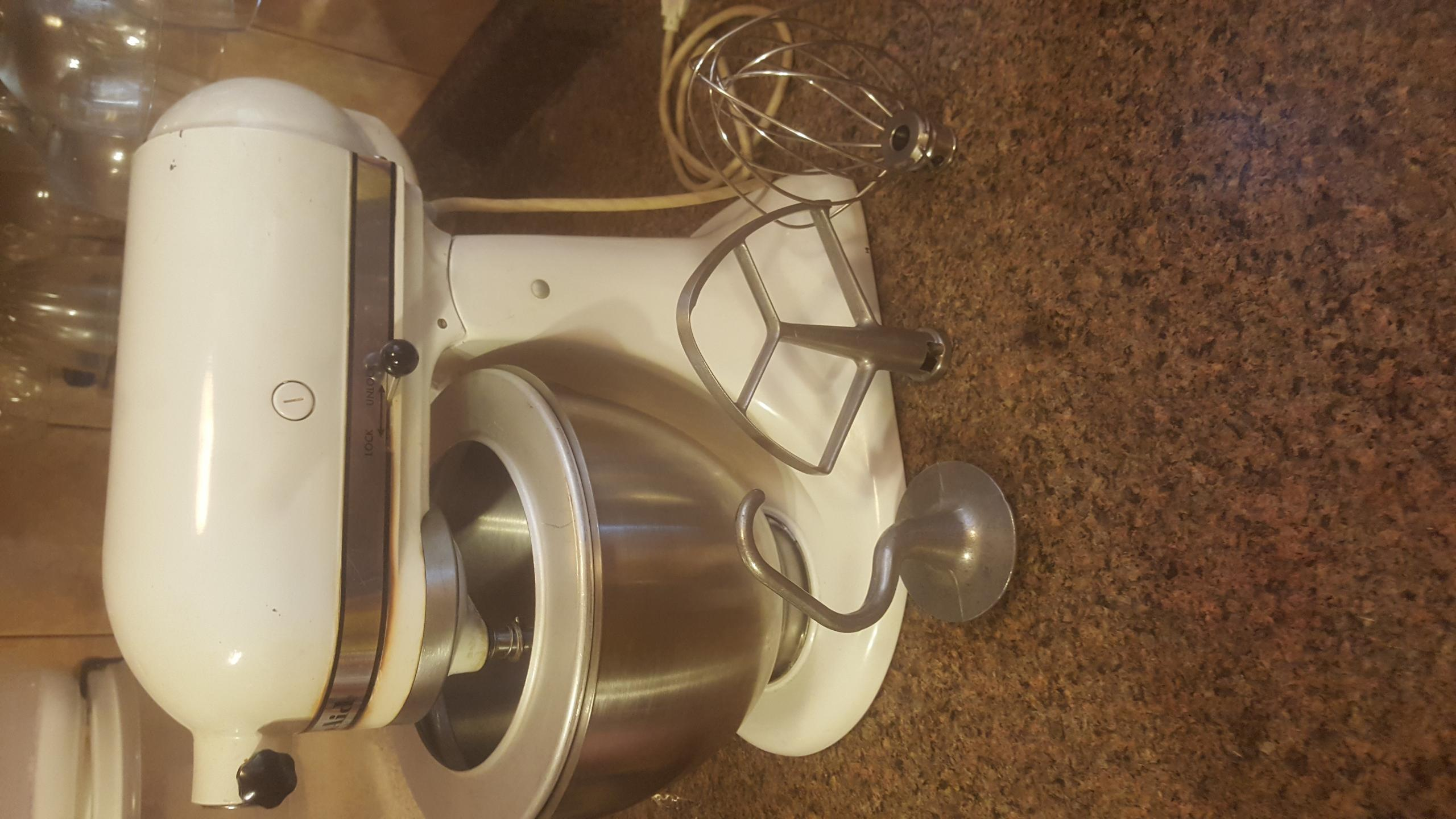 Help with Kitchenaid k45 mixer | The Fresh Loaf K Kitchenaid Mixer on kitchenaid k45 attachments, kitchenaid model k45, kitchenaid k45 repair, kitchenaid bowl k45, kitchenaid k45ss bowl, kitchenaid k45 classic,