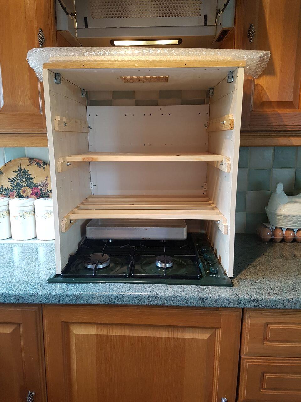 Diy Proving Cabinet The Fresh Loaf