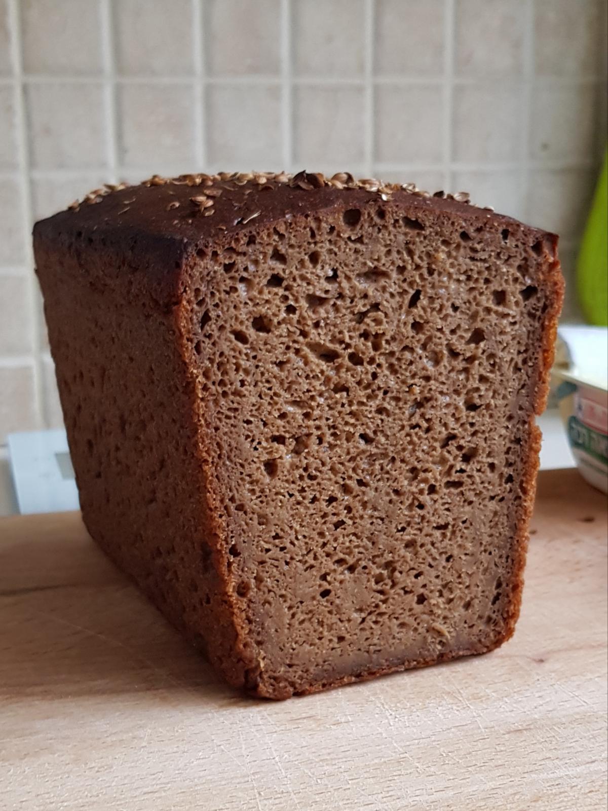 Borodino bread: a recipe for cooking at home 45