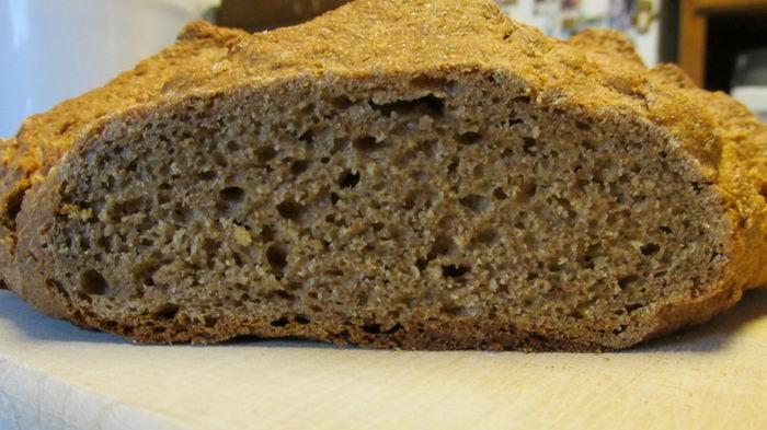 Irish Brown Bread (soda bread) | The Fresh Loaf