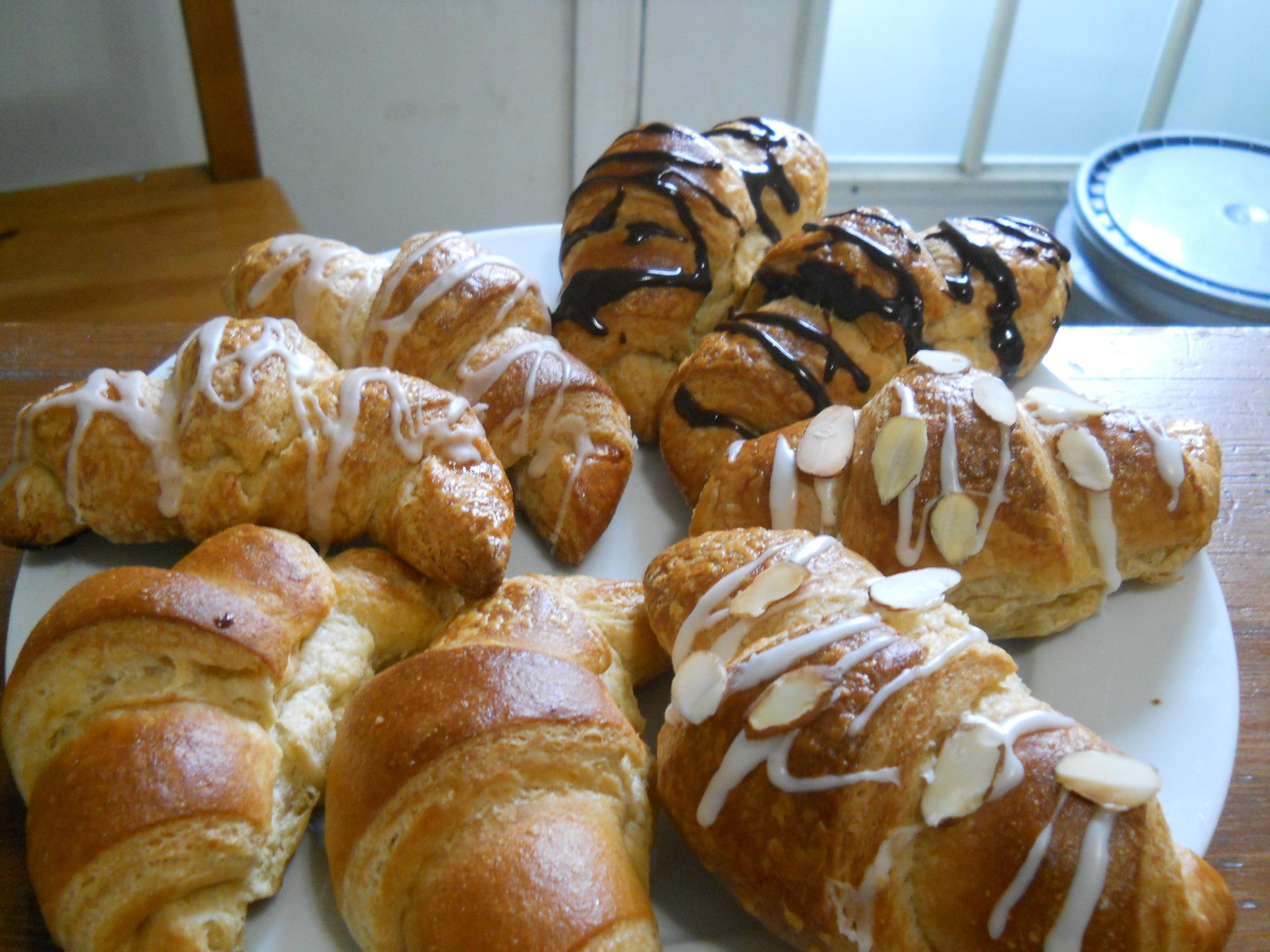 Croissants with Whole Wheat | The Fresh Loaf